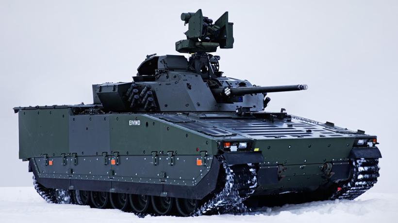 CV9030 of Norway The CV9030N