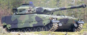 Combat Vehicle 90 – CV90105 TML Turret