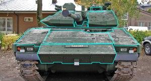 Combat Vehicle 90 - Mk0 Strf 9040C