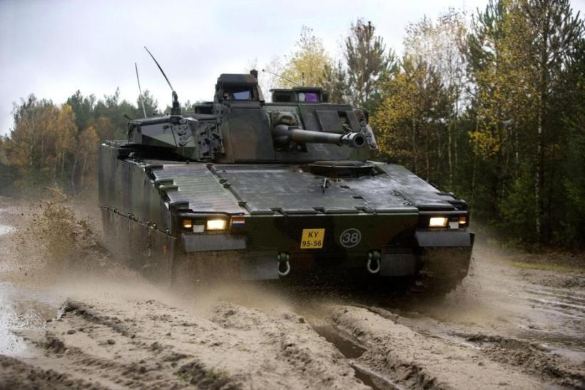 Combat Vehicle 90 - Mk3 CV9035