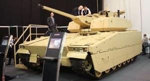 Combat Vehicle 90 - Mk3 FRES