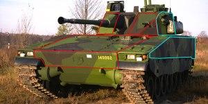 Strf 9040 Armor