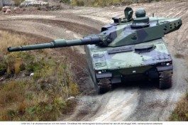CV90120-T Medium Tank with Active Protection