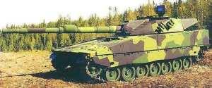 CV90120-T Production Model (2)