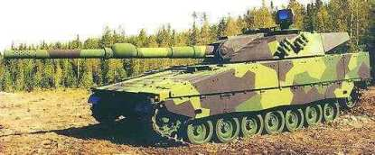 CV90120-T Production Model (2)