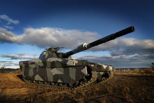 Cv90120-T Medium Tank with AMAP-ADS