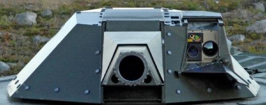 Patria NEMO Mortar - Nemo Plus