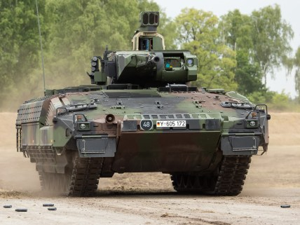 German Puma IFV SPz Schützenpanzer – Image 1
