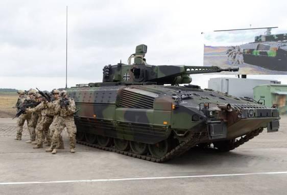 German Puma IFV SPz Schützenpanzer – Image 17