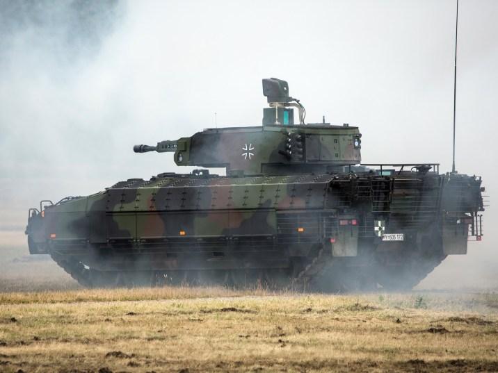 German Puma IFV SPz Schützenpanzer – Image 18