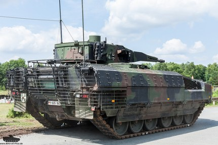 German Puma IFV SPz Schützenpanzer – Image 2