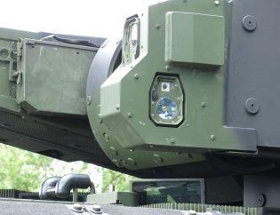 German Puma IFV SPz Schützenpanzer – MUSS sensor