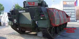 Puma IFV SPz Level C Modular Armor Explained