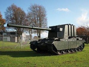 Centurion Tank FV 4005 Stage II