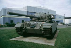 Centurion Tank Mk 11