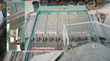 Centurion Tank Mk 7 Converted Rear Hull Image 2