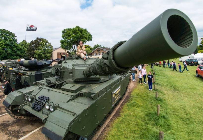 Centurion Tank Mk13