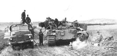 Conqueror Tank Mk2 Image #2