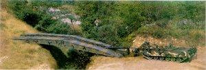 K1 Tank Armored Vehicle Launching Bridge (AVLB)