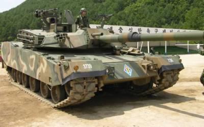 K1 Tank