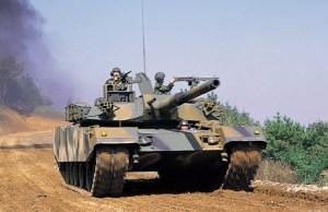 K1 Tank upgrade The K1E1 Tank