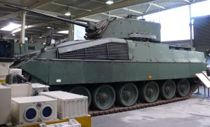Marder 2 Infantry Fighting Vehicle Image