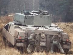 Marder 2 Infantry Fighting Vehicle Image