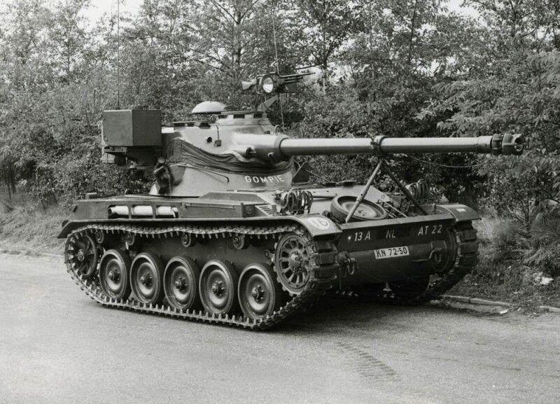 AMX-13-105 Tank Netherlands
