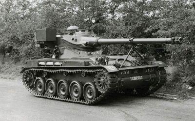 AMX-13-105 Tank