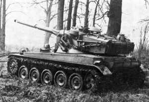 AMX-13-90 Light Tank