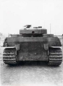 French AMX-50 Tank - Chad M4