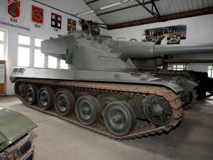 French AMX-50 Tank Model AMX-50B