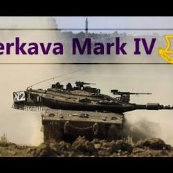 Tank Merkava Mark IV / טנק מרכבה 4