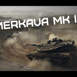 Merkava Mark IV Tank • מרכבה 4