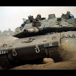 Merkava Mk 4 Tank