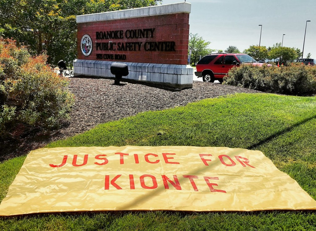 Justice for Kionte.