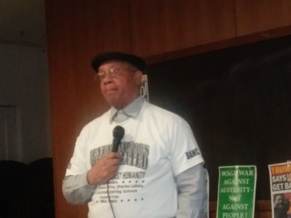 Rev Edward Pinkney