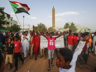 Sudan demonstrations after the July 5, 2019 agreement
