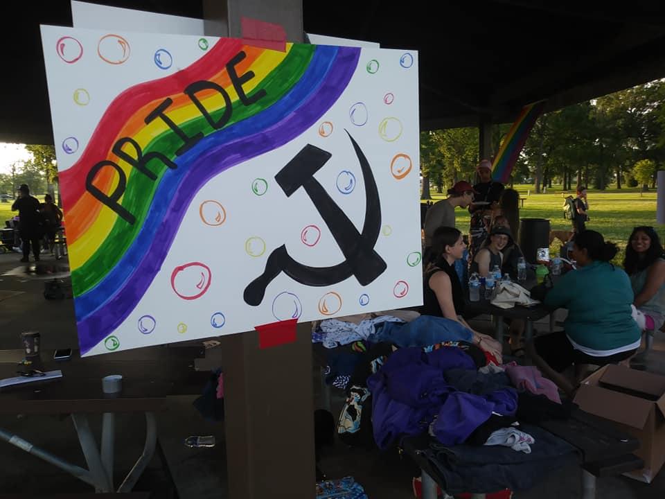 Taking Back Pride picnic
