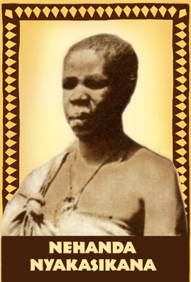 Zimbabwe Nehanda was the leader of the First Chimurenga in 1896-97 against British imperialism.