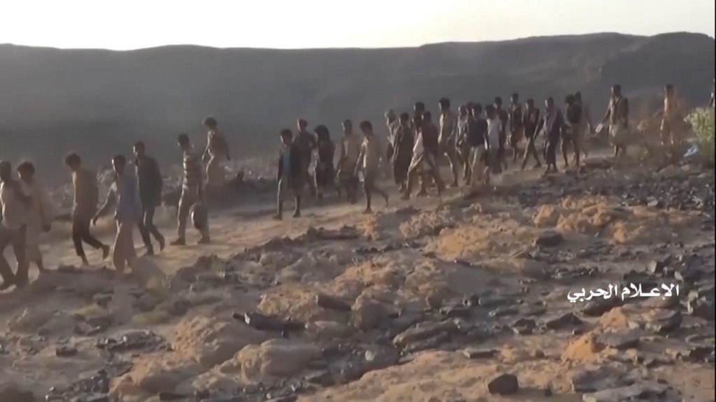 After Aramco, Yemenis Capture 2,000 Saudi Troops