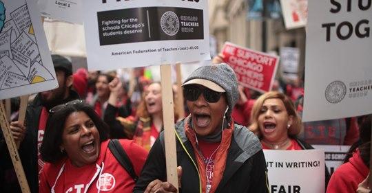 CTU on strike