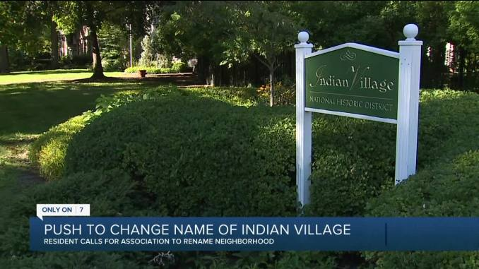 Indian Village Detroit