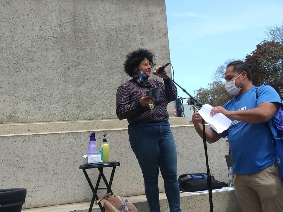 Detroit May Day 2021 speaker on the history of the holiday