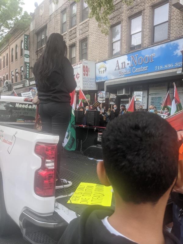 Palestine Brooklyn rally 20210508_4