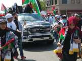 Free Palestine demonstration mobilizes thousands in Dearborn
