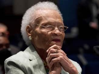 Tulsa Massacre survivor Viola Fletcher is 107 years old