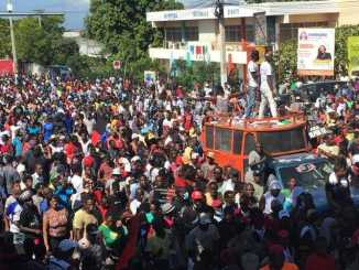 Haiti's people have never stopped fighting for an end to corrupt, U.S. backed regimes