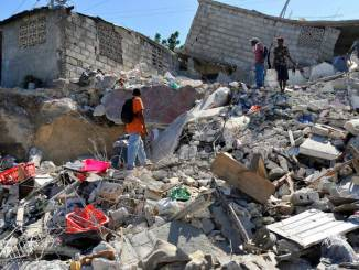 Billions in international aid to Haiti after the 2010 earthquake went to enrich Haiti's oligarchs.