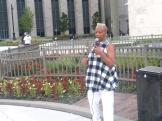 Michigan State Representative Cynthia A. Johnson of District 5 speaks on housing crisis in Detroit